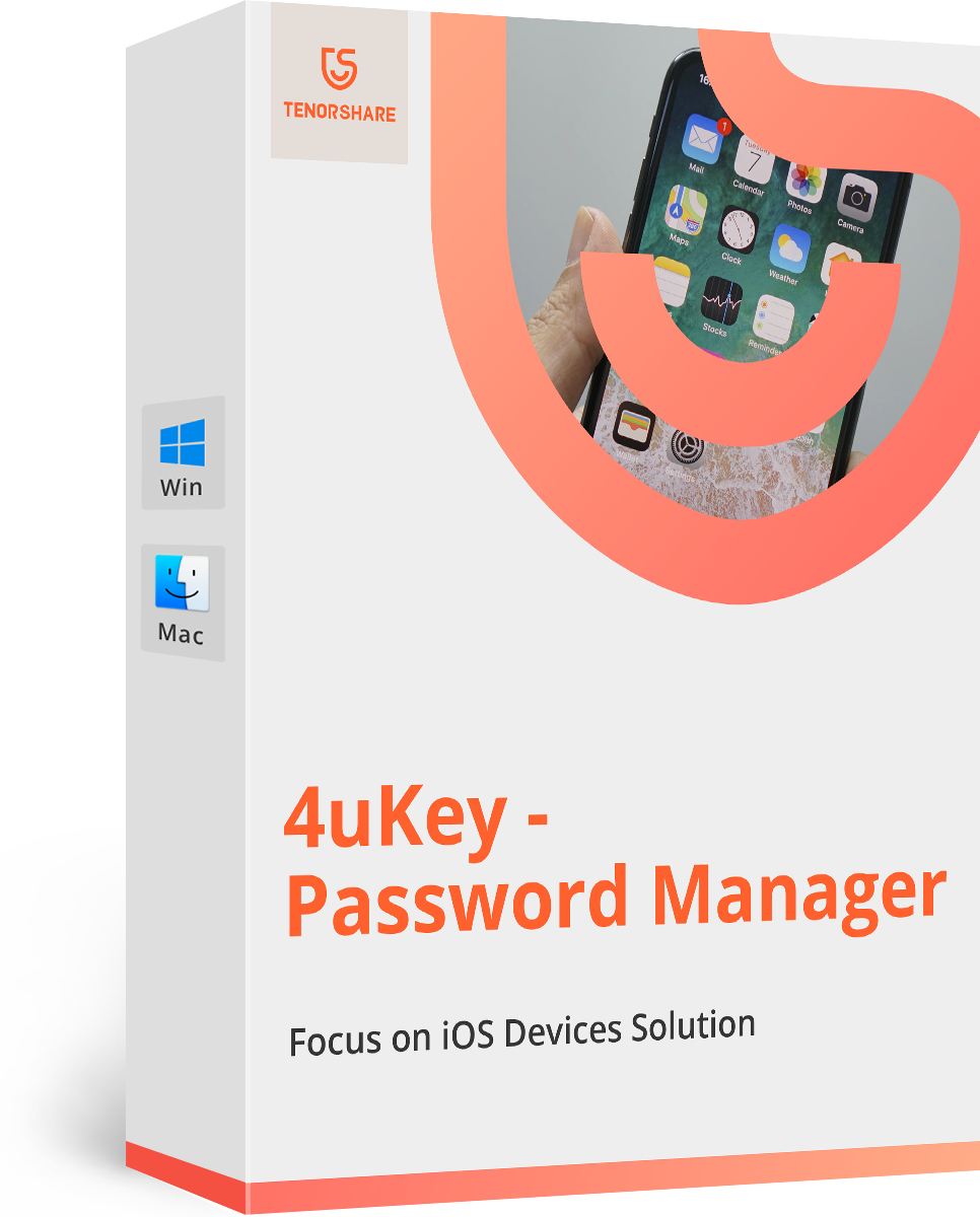 4uKey -Password Manager