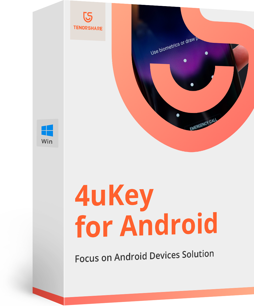 4uKey - Androidパスコード解除
