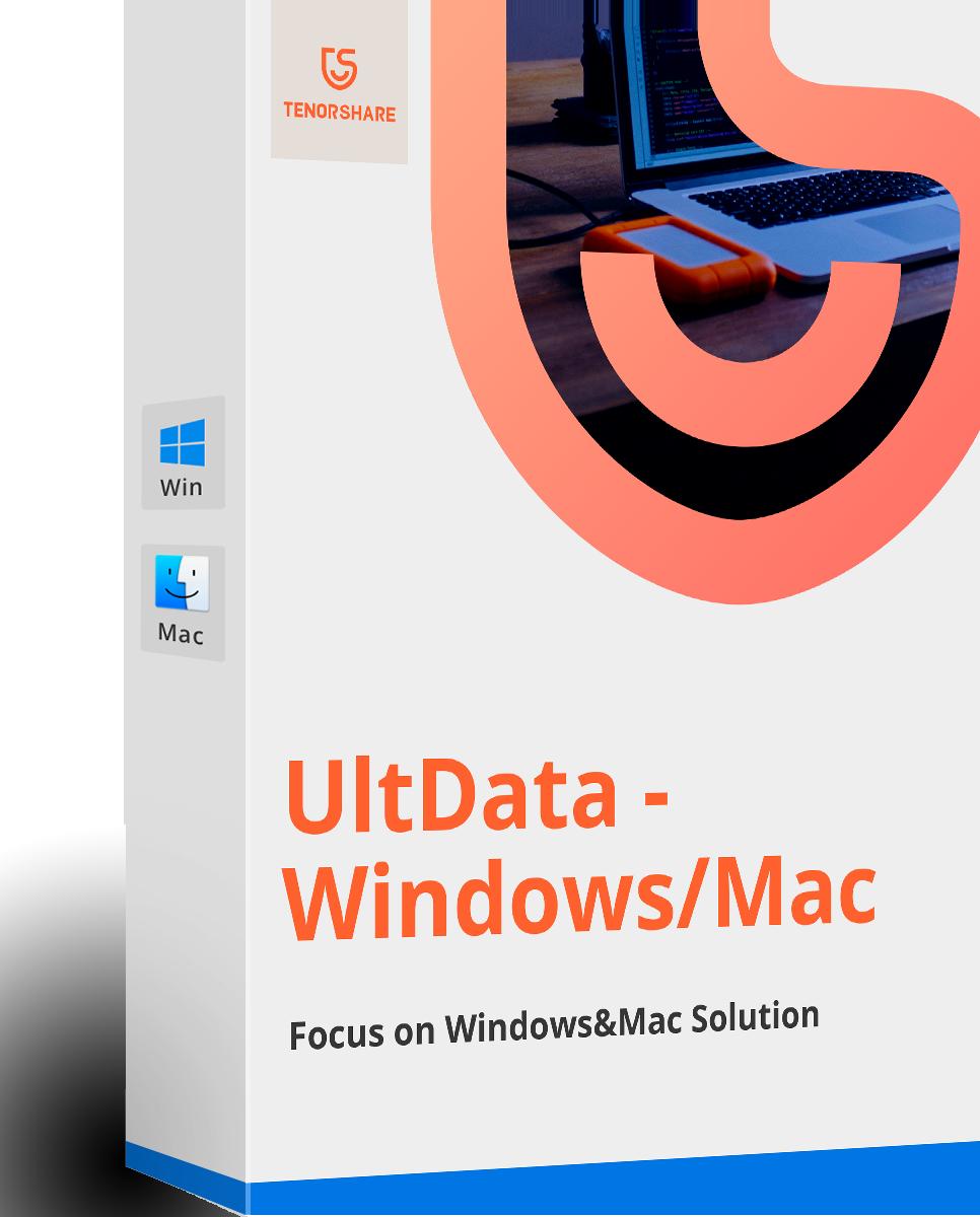 ultdata win & macデータ復元