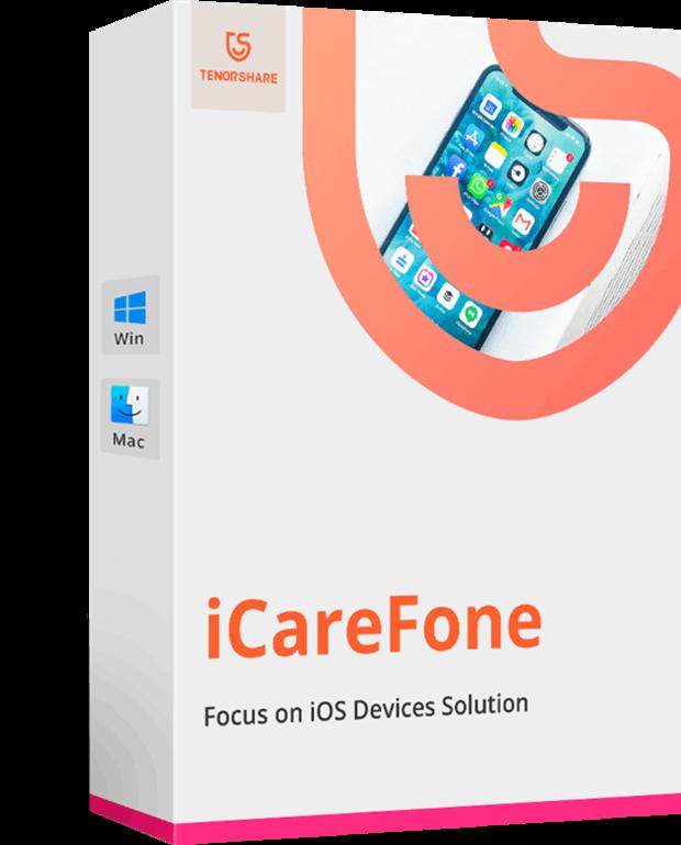 iCareFone - iPhoneデータ転送