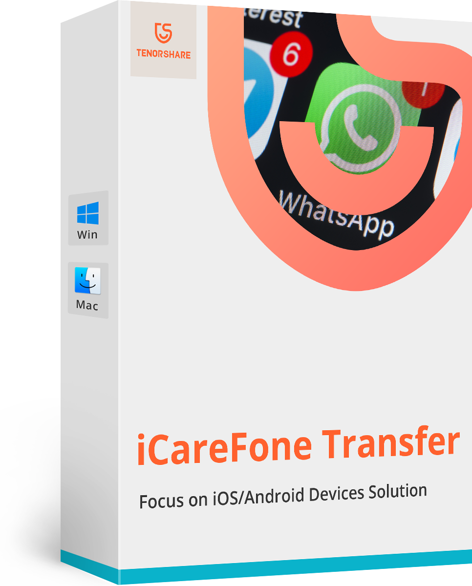iCareFone for WhatsApp Transfer(Mac)