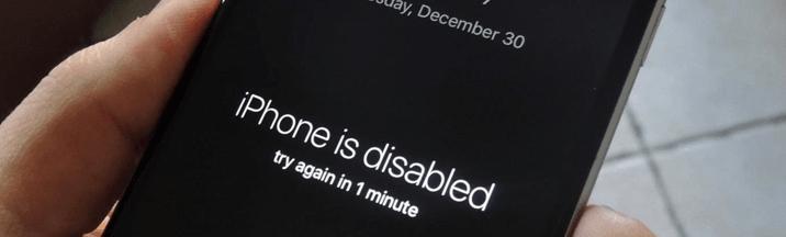 Tenorshare ReiBootでiPhoneは使用できません場合に対応可能