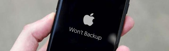 Tenorshare ReiBootはバックアップできないiPhone・iPad・iPod touchを修復可能