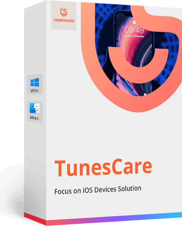TunesCare - iTunes不具合修復(Mac)